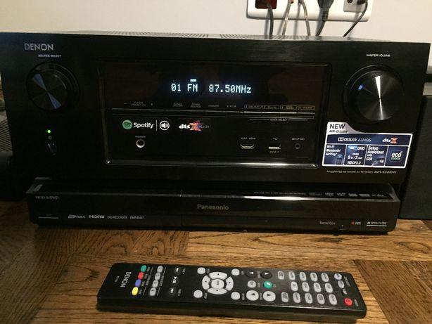 Amplituner kino domowe Denon AVR-X2200W