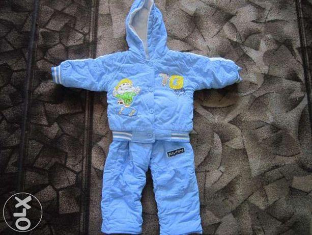 Продам весенний костюм для мальчика