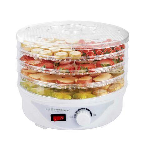 Duża suszarka spożywcza do grzybów owoców warzyw mięs, mocna 250W