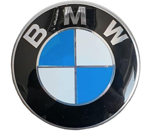 FABRYCZNIE NOWE Oryginalne Dekle Dekielki BMW 68MM