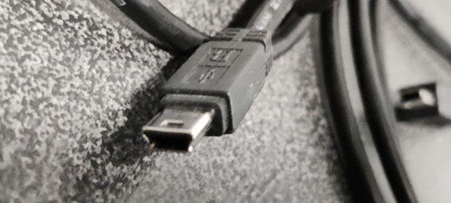 Kabel USB 2.0 typ A - USB 2.0 typ mini-B