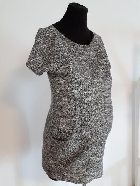 Tunika sukienka ciążowa r.36