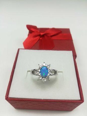 Srebrny pierścionek srebro 925 rozmiar 17