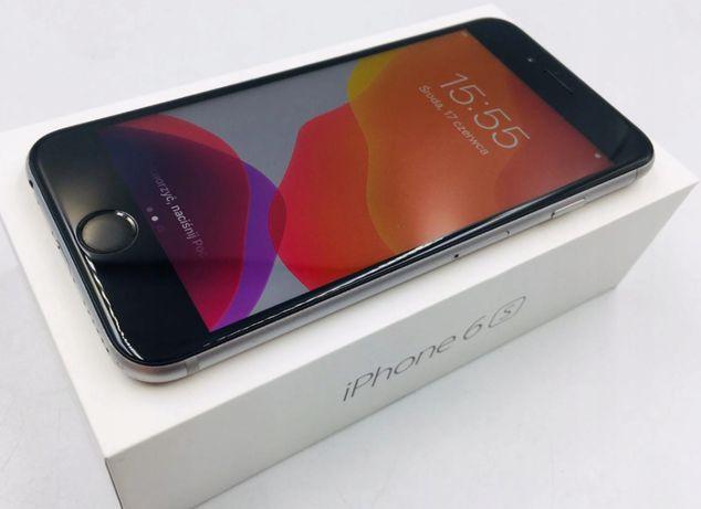 Apple iPhone 6S , Smartfon srebrny 16 GB