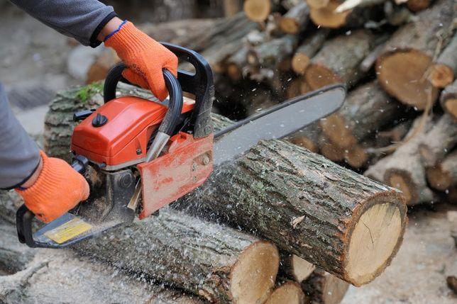 Распилю дрова, деревья. Покос травы бензокосой