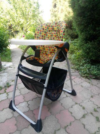 Крісло стілець столик для годування Chicco