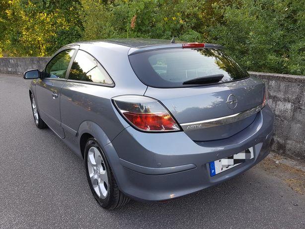 Opel Astra GTC 1.3 cdti 90cv 6 velocidades 5 lugares