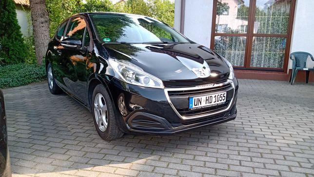 Peugeot 208. Dobre wyposażenie. 2kpl kół. 1 właściciel. Doinwestowany.