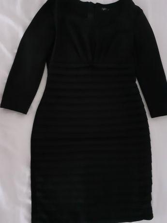 Платье чёрного цвета Турция