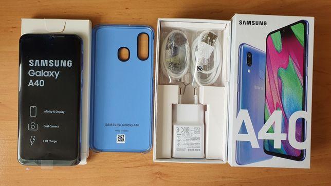 Samsung Galaxy A40 Dual SIM, Blue, 64GB