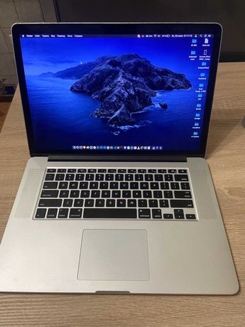 MacBook Pro Retina 15 2013