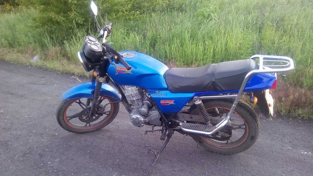Продам Spark 150cc на ходу с документами