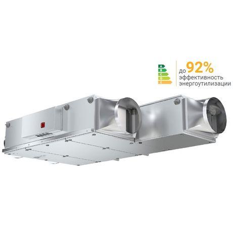 VTS Ventus Compact VVS020s - приточно-вытяжная установка с рекуператор