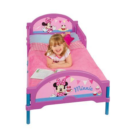 Łóżko z Myszką Minnie