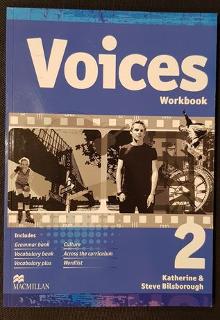 Voices 2 Workbook MACMILLAN