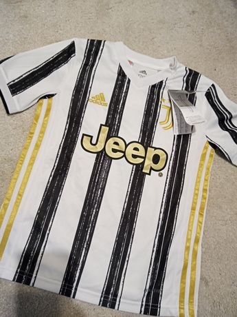 Koszulka adidas Juventus oryginał 140 nowa z metkami