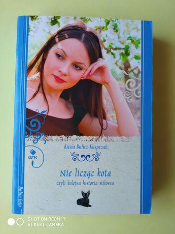 Nie licząc kota... - Kasia Bulicz-Kasprzak