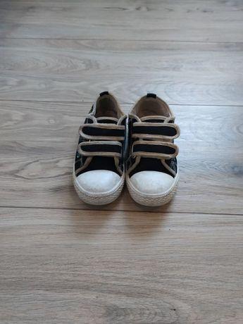 Buty sportowe trampki dla chłopaka 28 T/M na rzepy