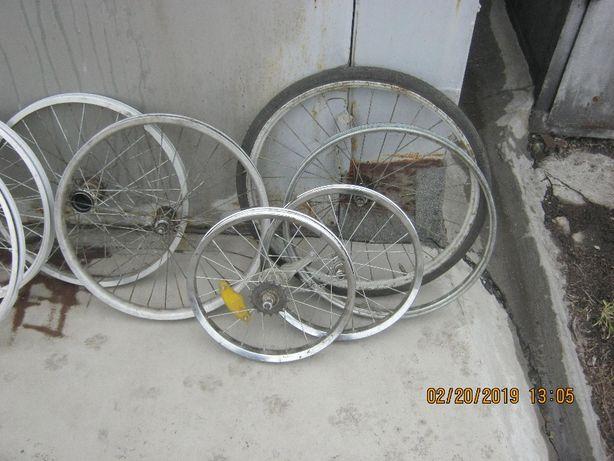 колеса на мопед и для возыка