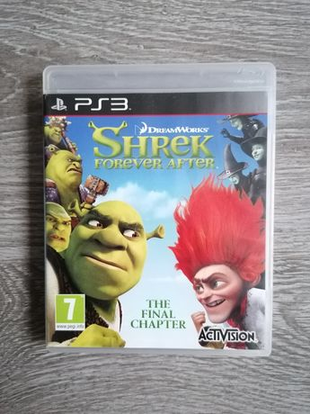 PS3 Shrek Forever After The Final Chapter gra