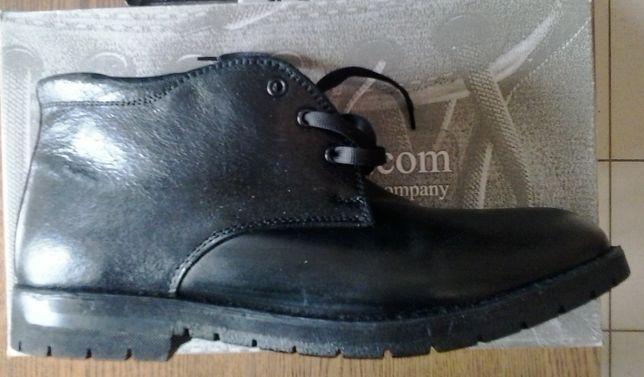 Зимові черевики Lux-Elite, чорні, модель 8300, нові.