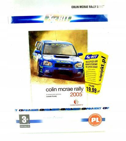 Collin Mcrae rally 2005 PC