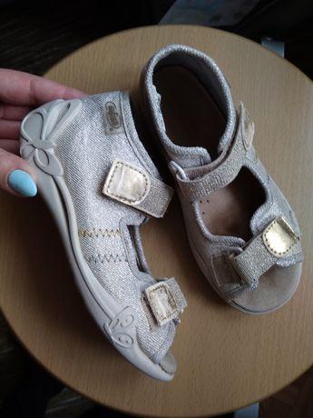 Sandały Befado r26