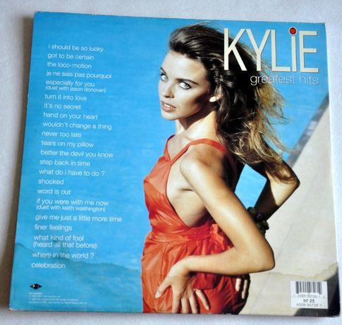2 LP Płyty winylowe KYLIE MINOGUE Greatest Hits unikat vinyl oryginał