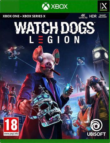 Watch Dogs: Legion +Terminator: Resistance для XBOX ONE