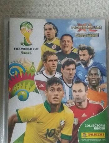 Album Fifa World Cup Brasil