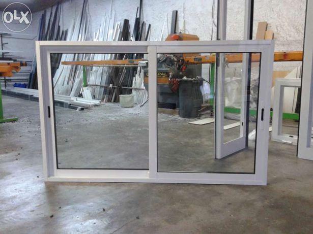 Janelas portas aluminio barato