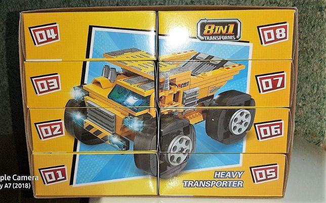 Конструктор аналог Лего 8 в1