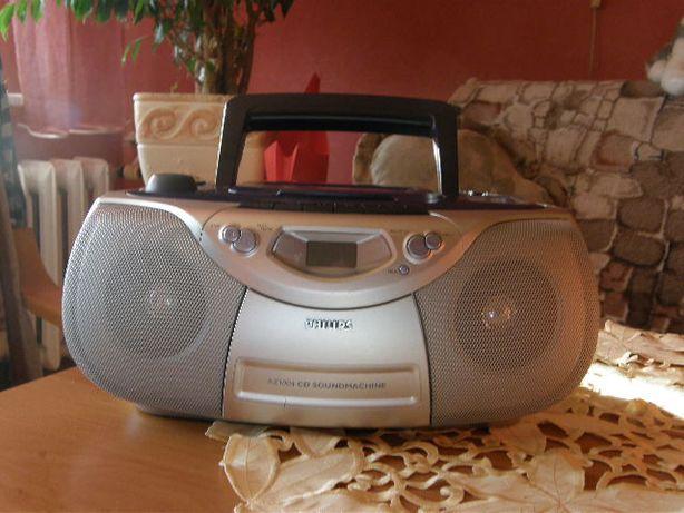 Radiomagnetofon Phliips model AZ1004 okazja!!!