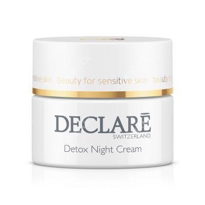 DECLARE Detox Night Cream Młodzieńcza doskonałość krem na noc 50 ml
