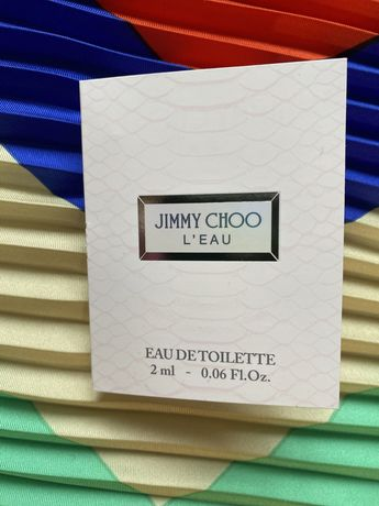 Jimmy Choo,L'eau,2ml оригинал