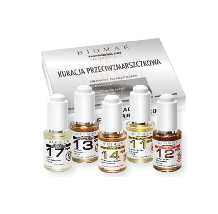 Kuracje kosmetyczna 2 + 1 gratis do mezoterapii lub dermarollera