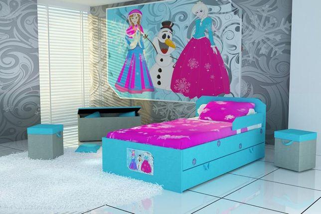 Łóżko dla dzieci, łóżko dziecięce, łóżko z szufladą, 3 wymiary, raty