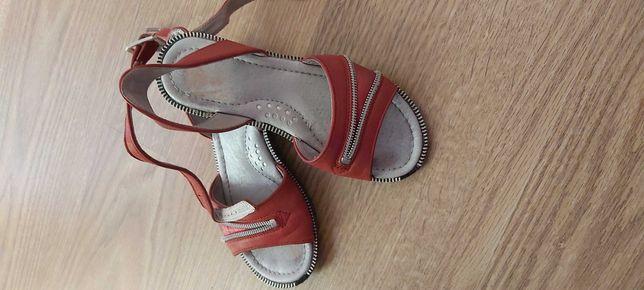 Босоножки,  детская обувь, для девочки, летние, кожаные