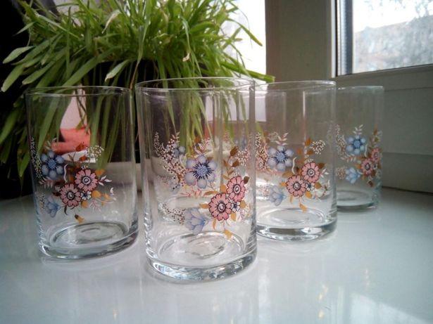 Набор (6шт) стаканов, стекло