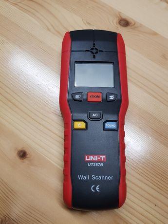 Detektor / Wykrywacz metali napięcia i drewna UNI-T UT387B
