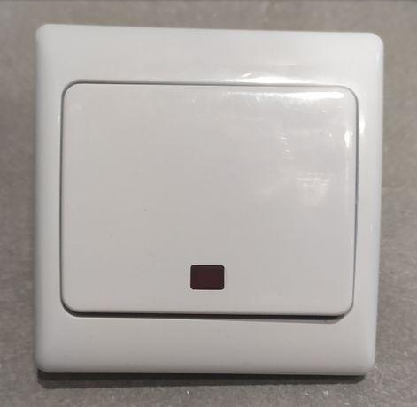 Gniazdko włącznika pojedynczego światła