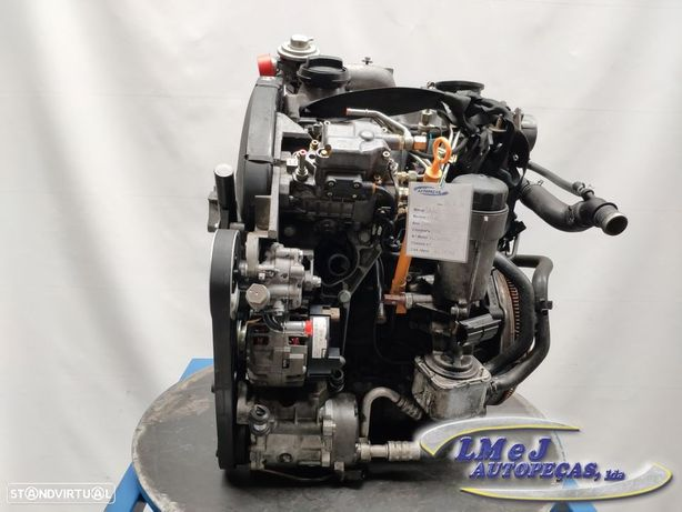 Motor SKODA OCTAVIA I (1U2) 1.9 TDI | 08.97 - 01.06 Usado REF. ASV