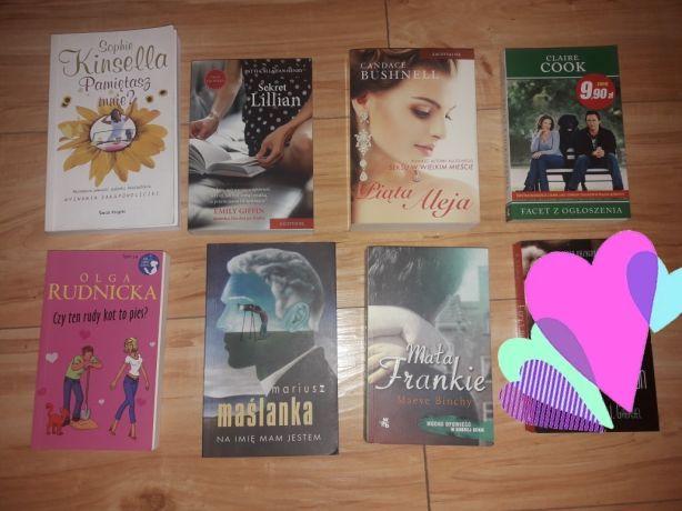 Książki duży wybór