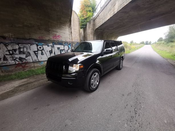 Ford Expedition limited 2014 v8