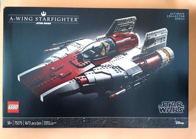 Конструктор LEGO Star Wars Звездный истребитель типа А (75275)