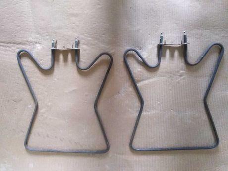 Dwie używane grzałki od pieca