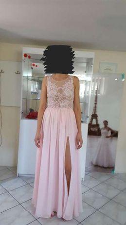 Suknia wieczorowa weselna studniówka