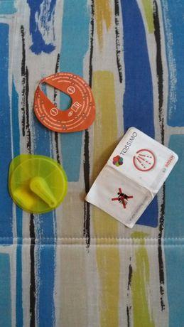 Disco Limpeza Amarelo Máq Café Bosch Tassimo