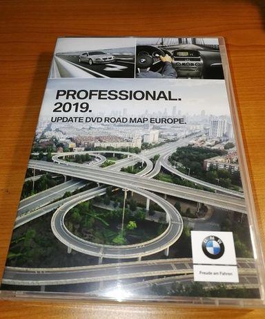 BMW GPS - Professional Europa 2019