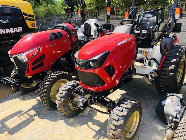 Traktor YANMAR SA424 Hydrostat 4x4